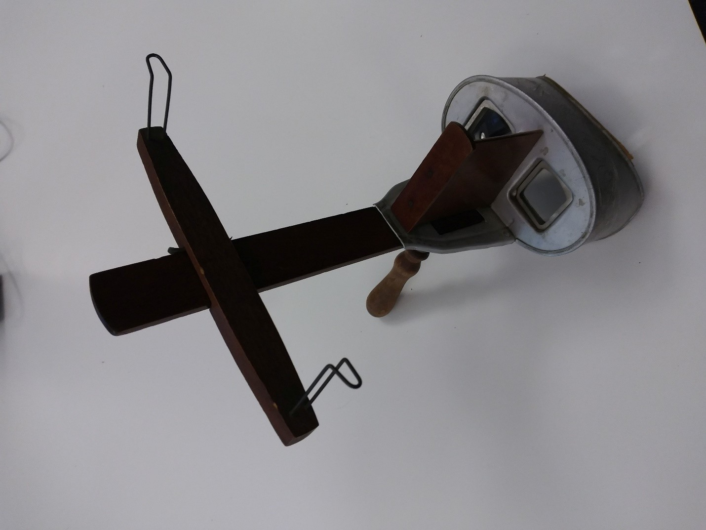 One of the Special Collections stereoscopes