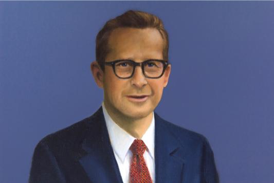Portrait of Charlie Reeder