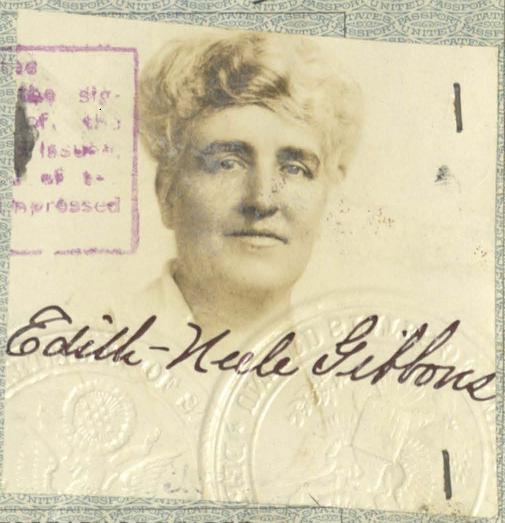Edith Gibbons