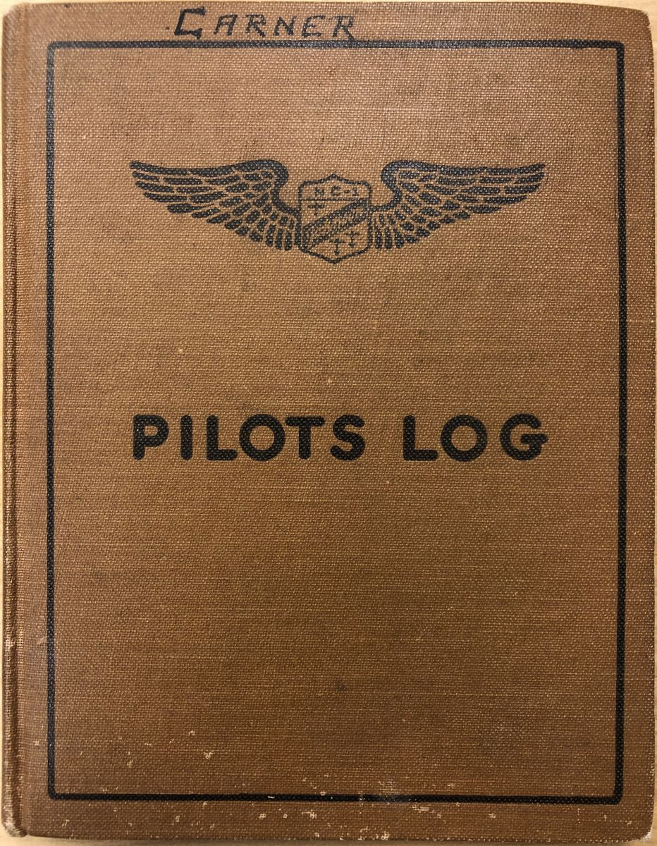 Pilot's logbook