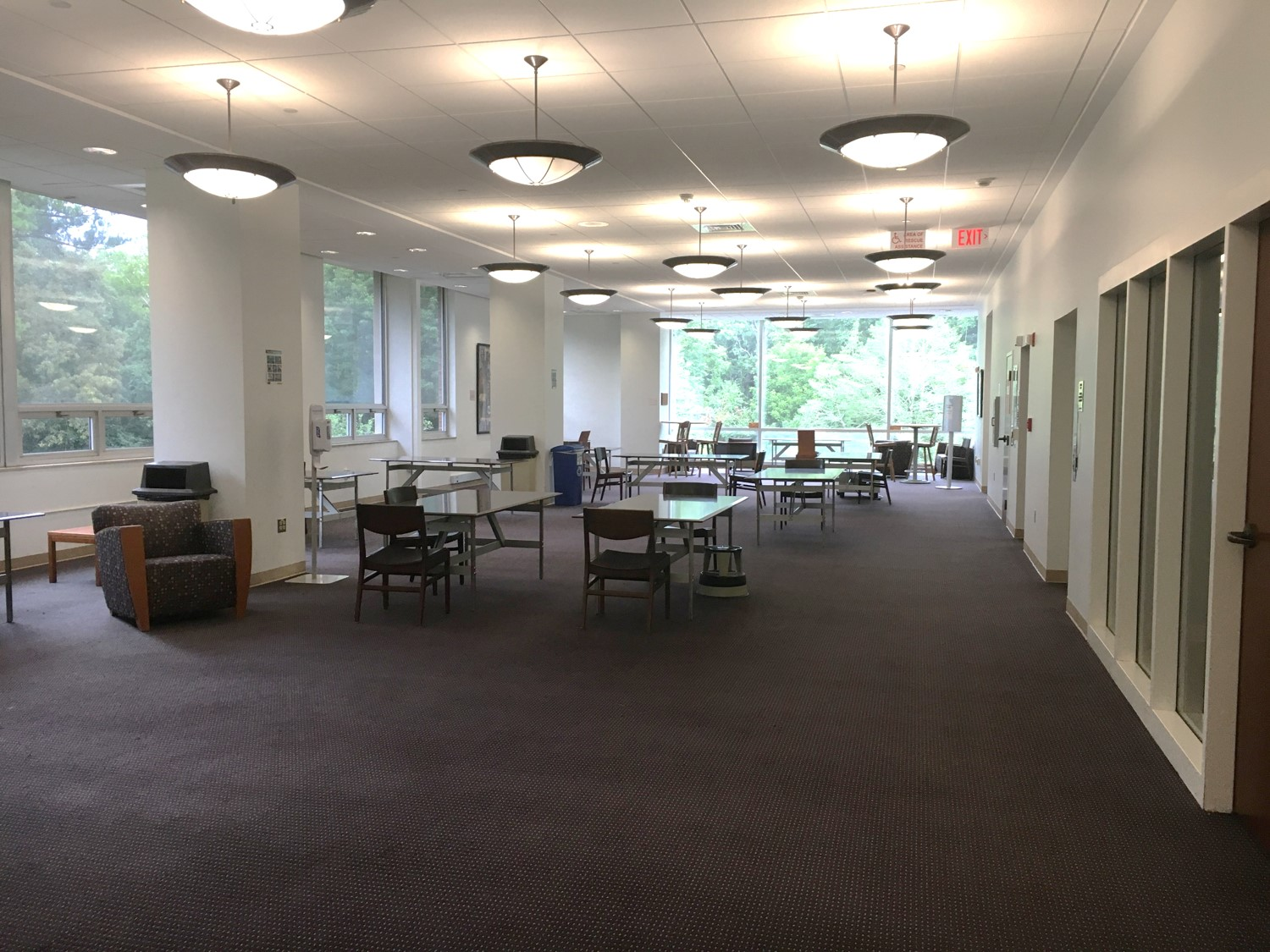 Research Room - Swem Library