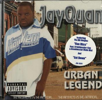 JayQuan album cover