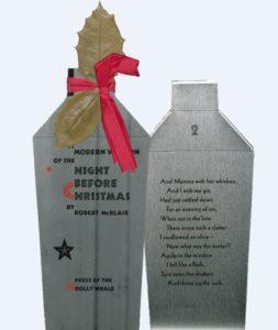 "Robert McBlair, ""A Modern Version of the Night Before Christmas,"" 1932"