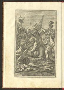 Bottom left-hand corner: Suor Isabella P[iccini] f[ecit].