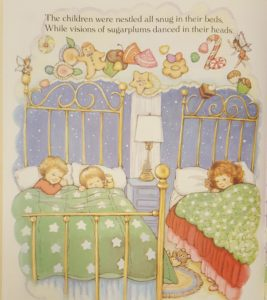 The version of Night Before Christmas that I read as a child.