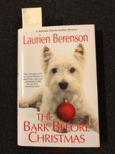 Bark before Christmas cover