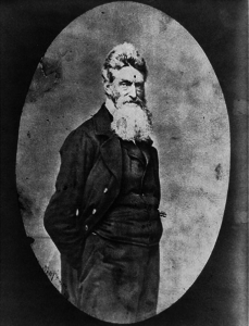 Daguerreotype of John Brown, circa 1859 Library of Congress Prints and Photographs Division, LC-USZ62-2472 (b&w film copy neg.)