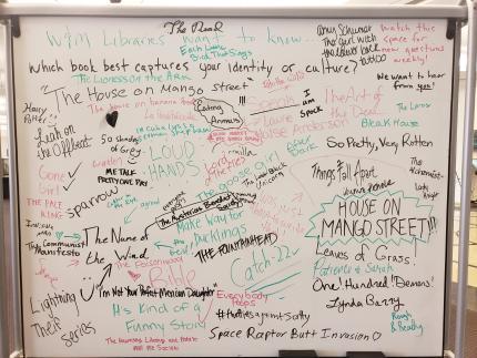 whiteboard responses