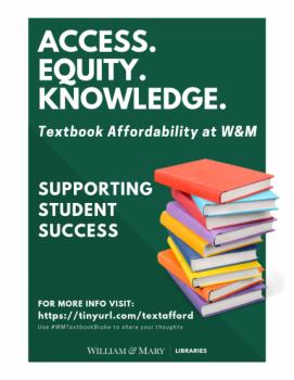 Textbook affordability initiative