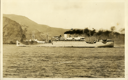 USS Chaumont