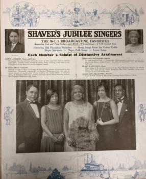 Shaver's Singers