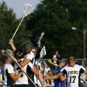 Image of Women's Lacrosse players celebrating, 2008