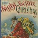 Cover Art for The Night Before Christmas, 1904