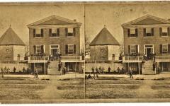 ca. 1872 stereoview of DoG street