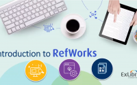 "Screenshot of ""Introduction to RefWorks"" YouTube video"